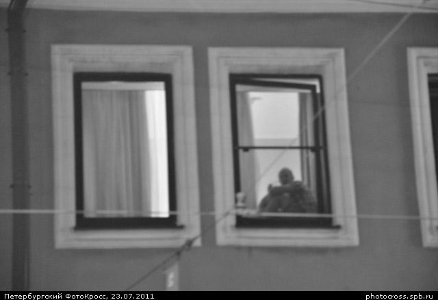Фотокросс «17-й ночной», кросс Привидение команды №13