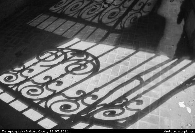 Фотокросс «17-й ночной», кросс Черное и белое команды №13