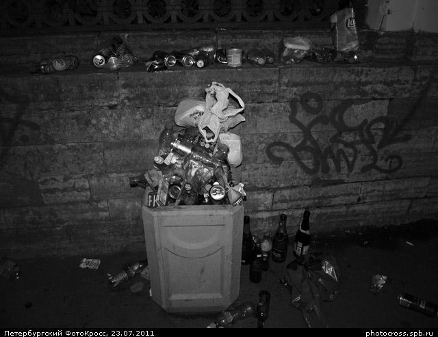 Фотокросс «17-й ночной», кросс Почему? команды №17