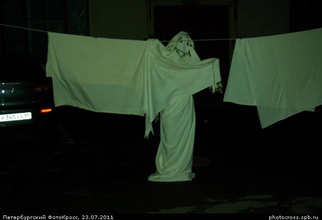 Фотокросс «17-й ночной», кросс Привидение команды №18