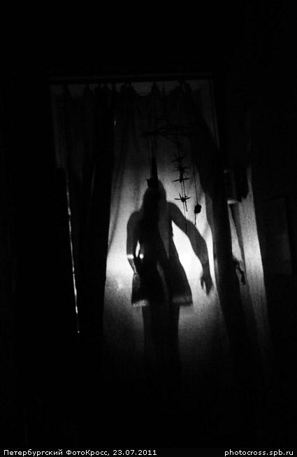 Фотокросс «17-й ночной», кросс Привидение команды №20