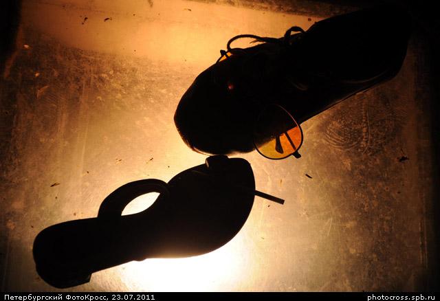 Фотокросс «17-й ночной», кросс Диско команды №20