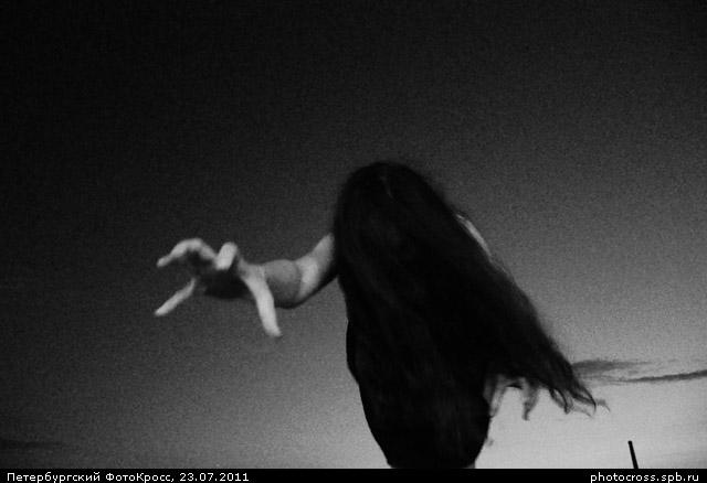 Фотокросс «17-й ночной», кросс Несовершенство команды №20
