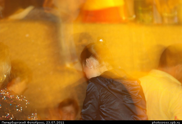 Фотокросс «17-й ночной», кросс Жара команды №21