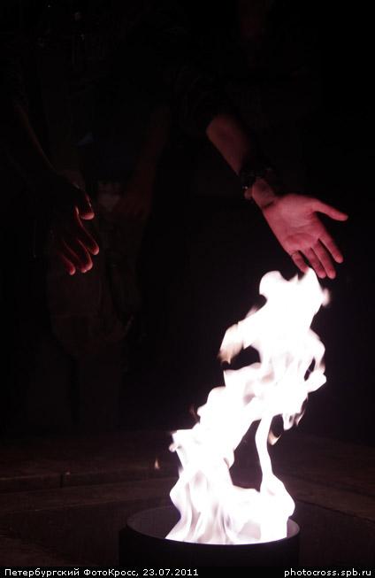 Фотокросс «17-й ночной», кросс Жара команды №22