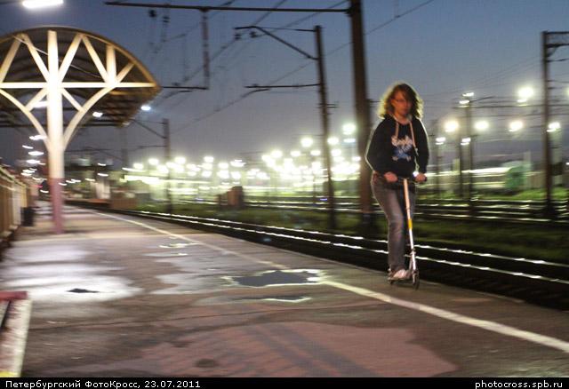 Фотокросс «17-й ночной», кросс Ближний свет команды №23