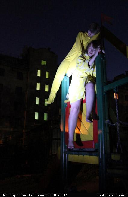Фотокросс «17-й ночной», кросс Лунатики команды №23
