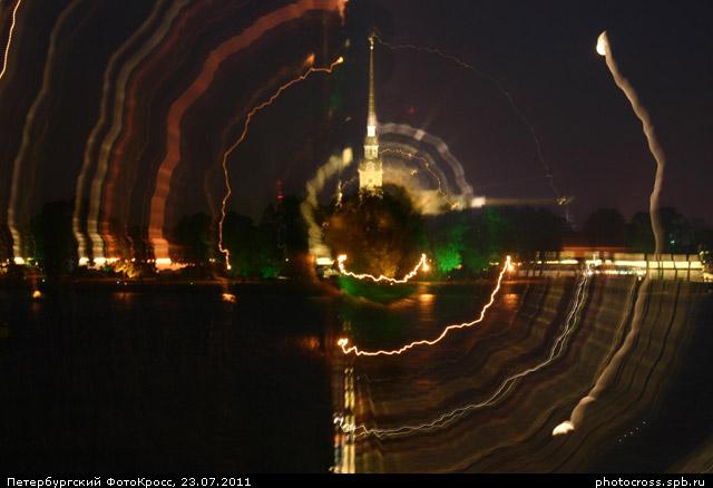 Фотокросс «17-й ночной», кросс Калейдоскоп команды №29