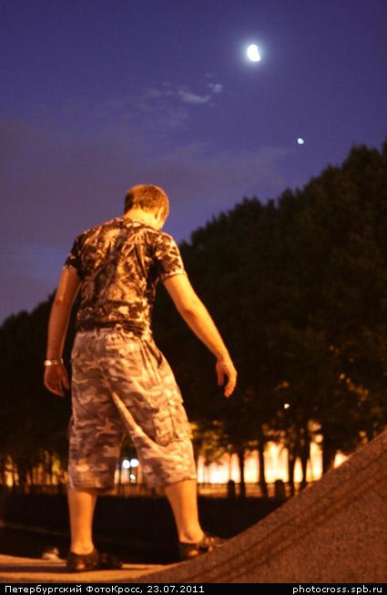 Фотокросс «17-й ночной», кросс Лунатики команды №30