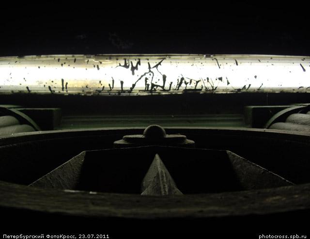 Фотокросс «17-й ночной», кросс Черное и белое команды №37