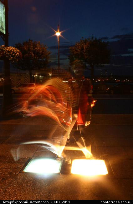 Фотокросс «17-й ночной», кросс Привидение команды №38