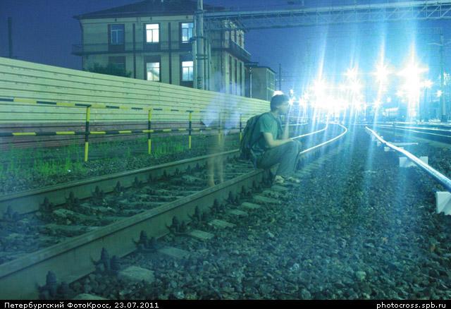 Фотокросс «17-й ночной», кросс Привидение команды №41