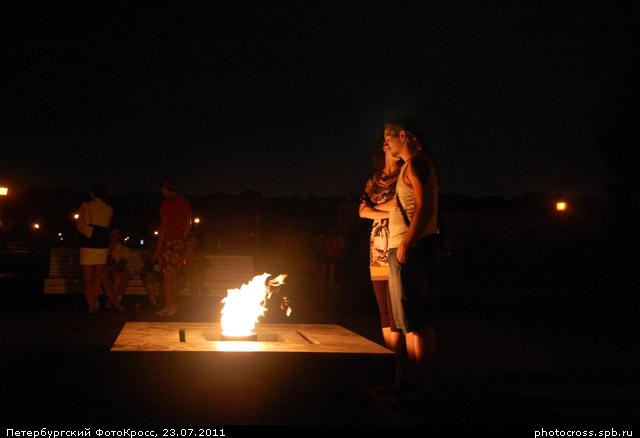 Фотокросс «17-й ночной», кросс Лунатики команды №46