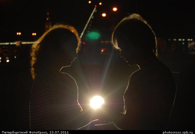 Фотокросс «17-й ночной», кросс Ближний свет команды №47