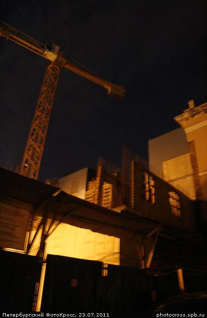 Фотокросс «17-й ночной», кросс Несовершенство команды №56