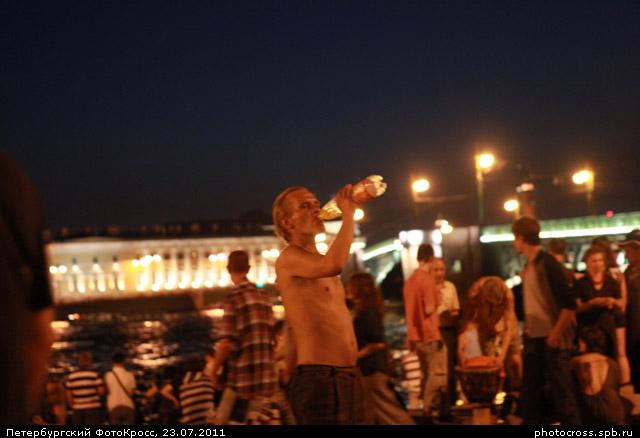Фотокросс «17-й ночной», кросс Жара команды №60