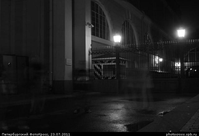 Фотокросс «17-й ночной», кросс Привидение команды №61