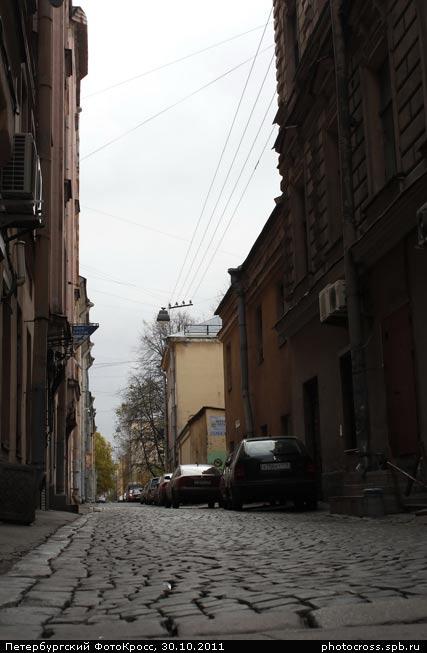 Фотокросс «Осенний», кросс Где-то в старом городе команды №1