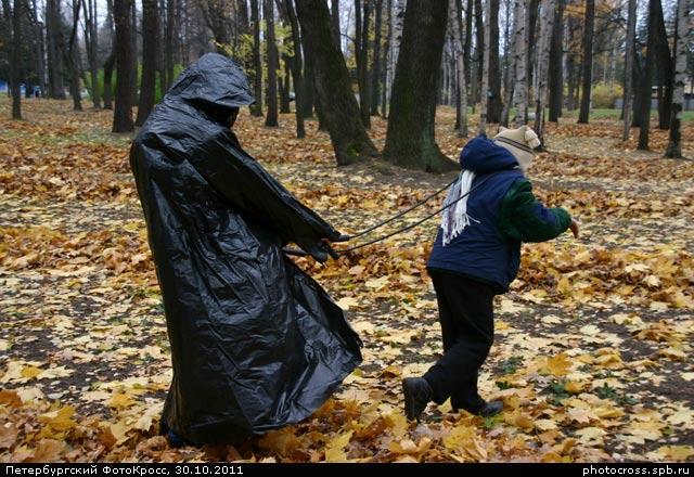 Фотокросс «Осенний», кросс Шабаш команды №41