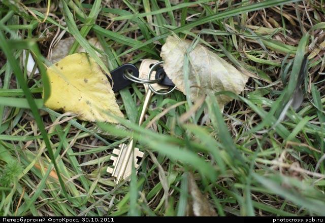 Фотокросс «Осенний», кросс Жизнь через замочную скважину команды №52