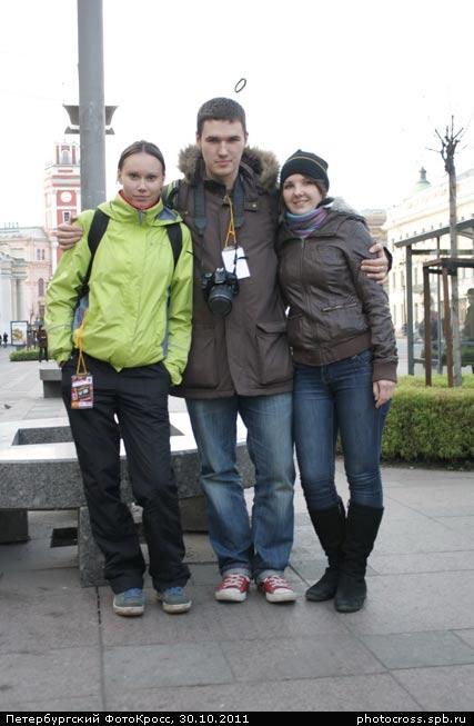 Фотокросс «Осенний», кросс  команды №71