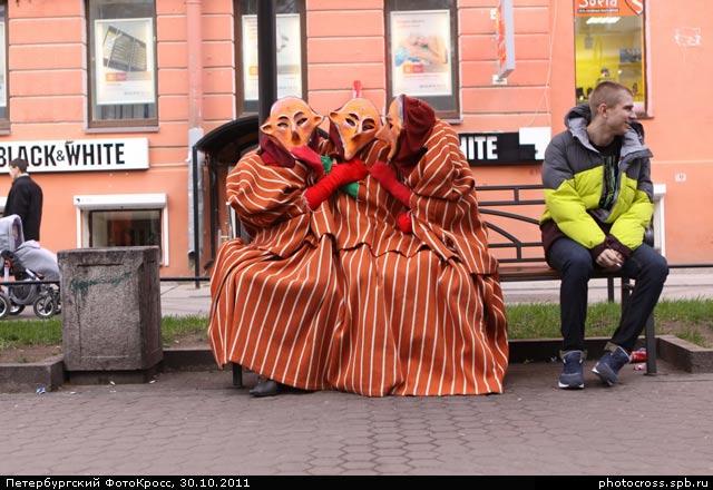Фотокросс «Осенний», кросс Шабаш команды №97